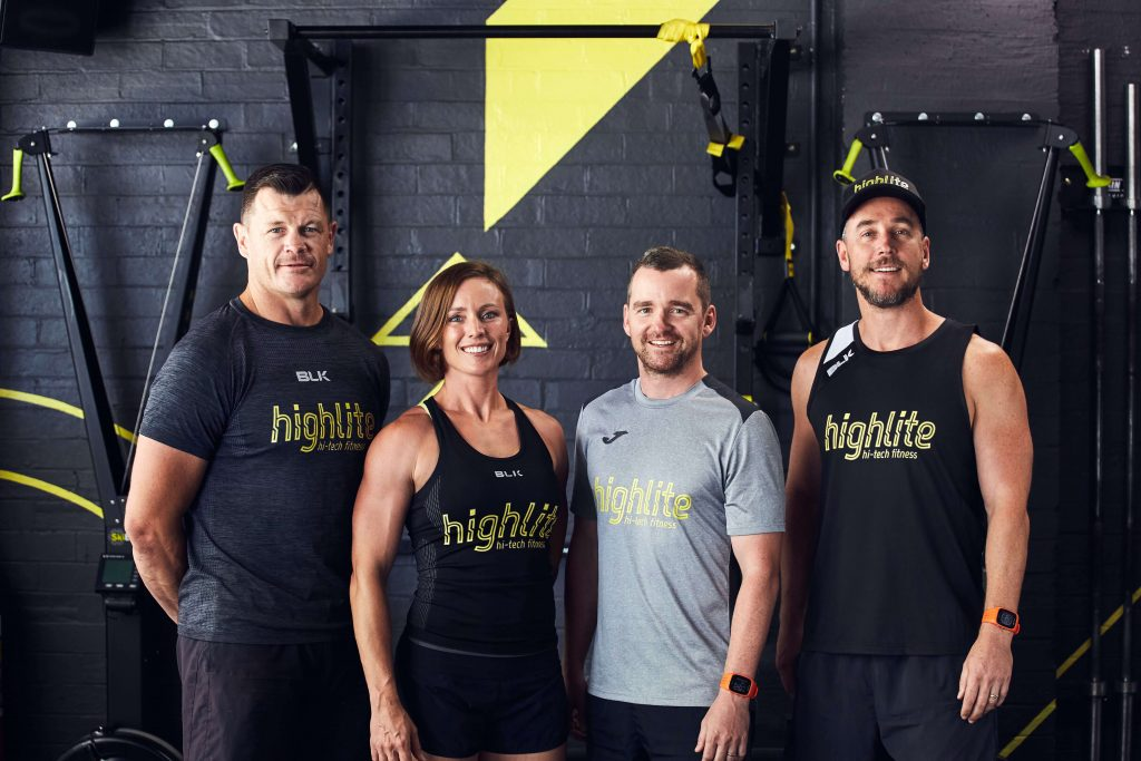 highlite fitness personal trainers